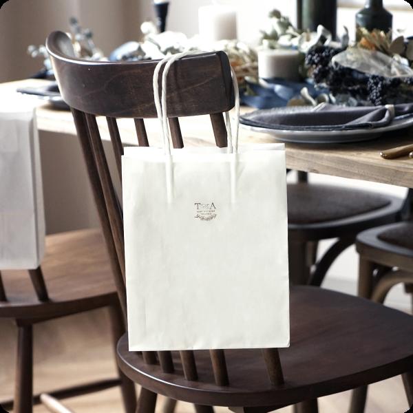 小物の持ち帰りに絶対必需のミニバッグが貰えるキャンペーン実施中!