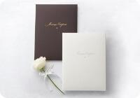 結婚証明書・結婚誓約書
