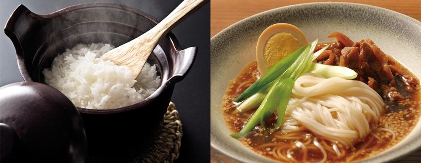 お米・麺類