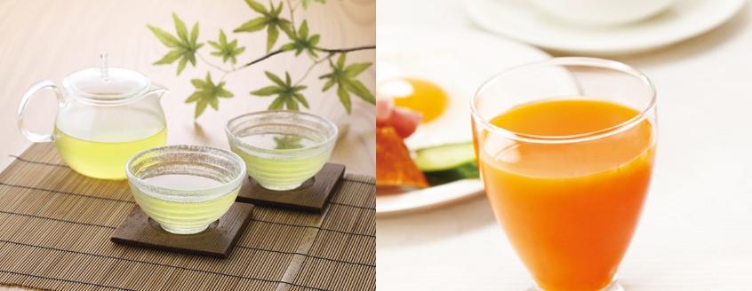 ジュース・お茶