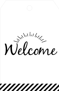 design01 WELCOME