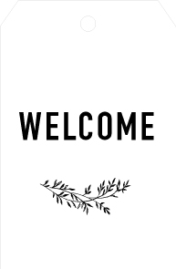 design03 WELCOME