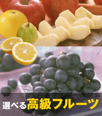 選べる高級フルーツ