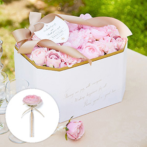 Fleur rose bijou フルール・ローズ・ビジュ28本セット