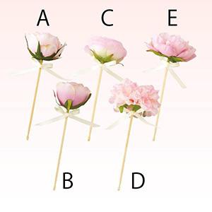 Fleur rose bijou フルール・ローズ・ビジュ1本