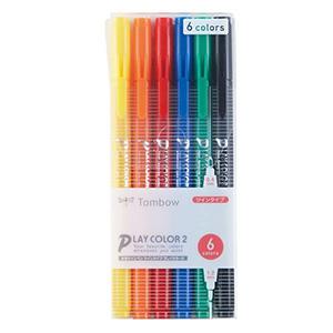 6色カラーペン(パズルボード用)