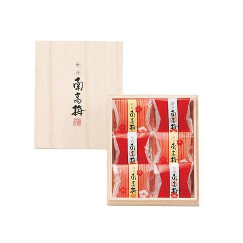 紀州南高梅6粒(木箱入)/UME-10A