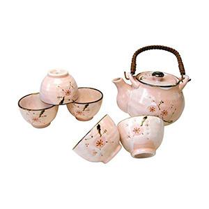 雅志野 土瓶茶器