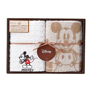 ミッキーマウス モダンプレイ ウォッシュタオル2P