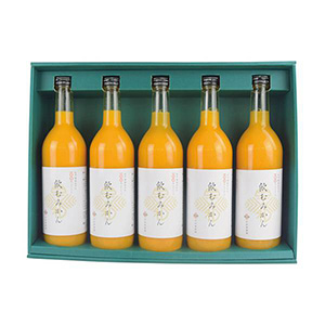 早和果樹園 有田みかんジュース5本セット