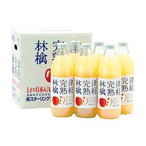津軽完熟林檎ジュース