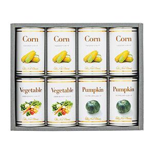 ホテルニューオータニ スープ缶詰セット 8食入