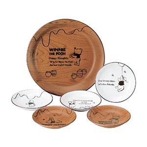 ディズニー スローカフェ パーティーセット(陶器製)