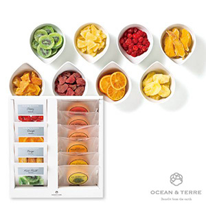 ドライフルーツ&フルーツバウムセットA ドライフルーツ4種&バウム6種