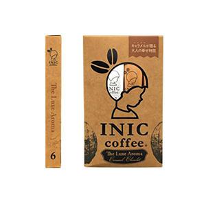 INIC coffee−イニック・コーヒー−TheLuxeAroma キャラメルショコラ 6CUPS
