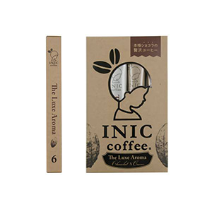 INIC coffee−イニック・コーヒー−TheLuxeAroma 6CUPS