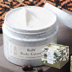 【SWATi】ボディクリーム -RaW Body Cream-(Anise blooming in Mountains!)