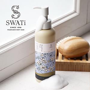 【SWATi】ハンドケアウォッシュ -Hand Care Wash- (Aquatic Magnolia)