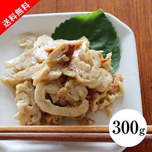 【送料無料】鶏皮ポン酢和え300g