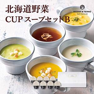 【最短即日出荷】北海道野菜CUPスープセットB