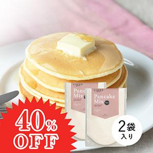 【送料無料】【最短即日出荷】メール便 KUKKU Baking パンケーキミックス(スイート)200g×2袋