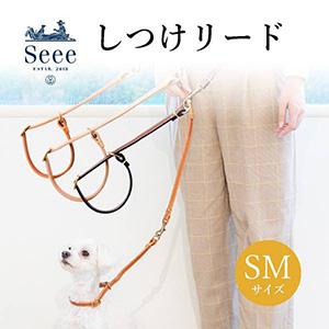 しつけ用首輪+リードSET(SMサイズ)