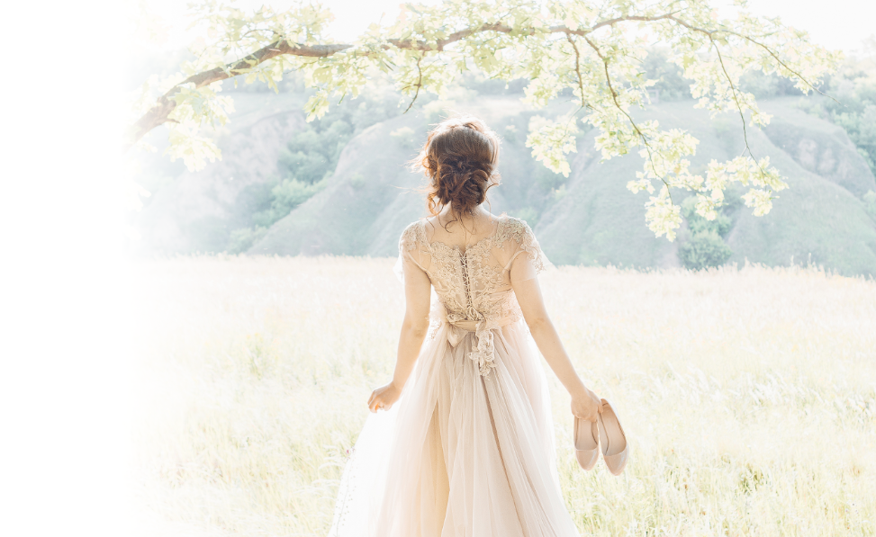 花嫁を応援
