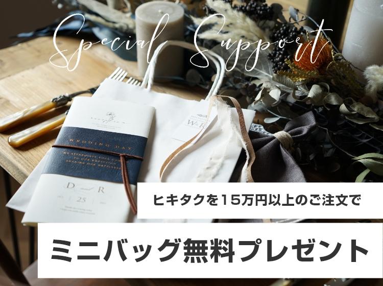 15万円以上ミニバッグ無料