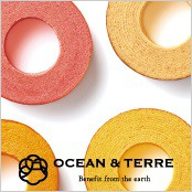 -OCEAN & TERRE-バウムクーヘン