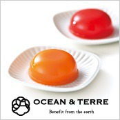 -OCEAN & TERRE-フルーツゼリー