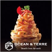-OCEAN & TERRE-北海道海鮮パスタ
