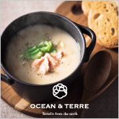 -OCEAN & TERRE-北海道海鮮CUPスープ
