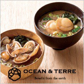 -OCEAN & TERRE-海鮮味噌汁