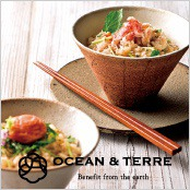 -OCEAN & TERRE-炊き込みご飯の素