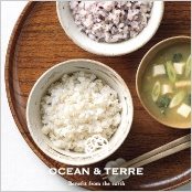 OCEAN&TERRE 雑穀十八選&もち麦ごはんセット